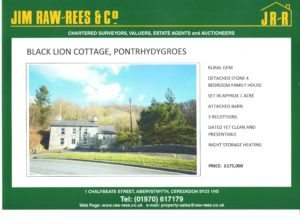the property particulars information