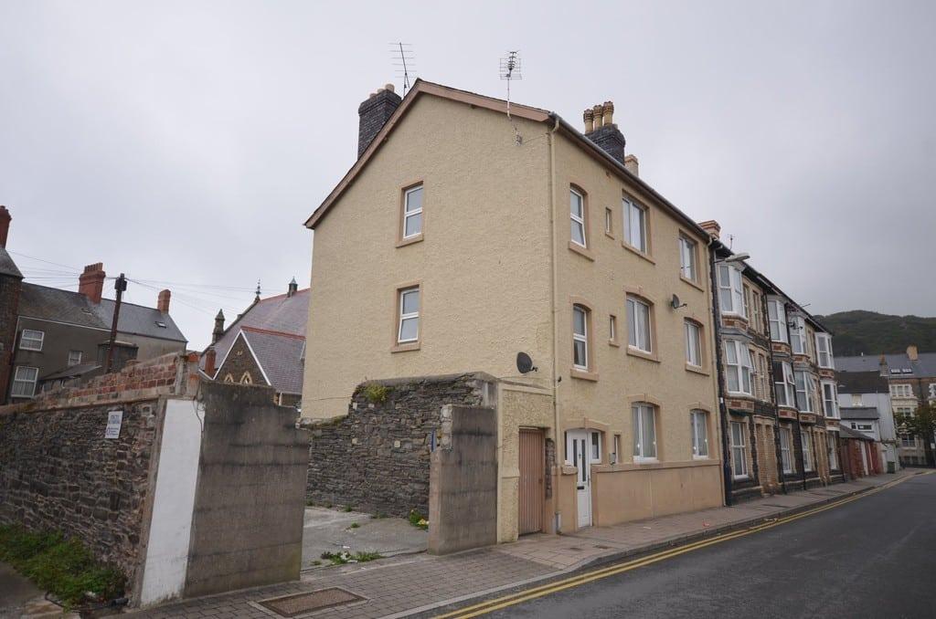 Portland Flats, Portland Road, Aberystwyth