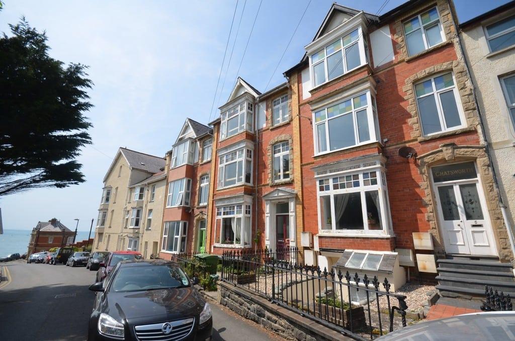 Flat 1 Chatsworth, Cliff Terrace, Aberystwyth