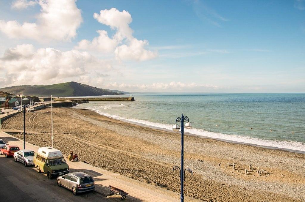 Flat 3, South Marine Terrace, Aberystwyth