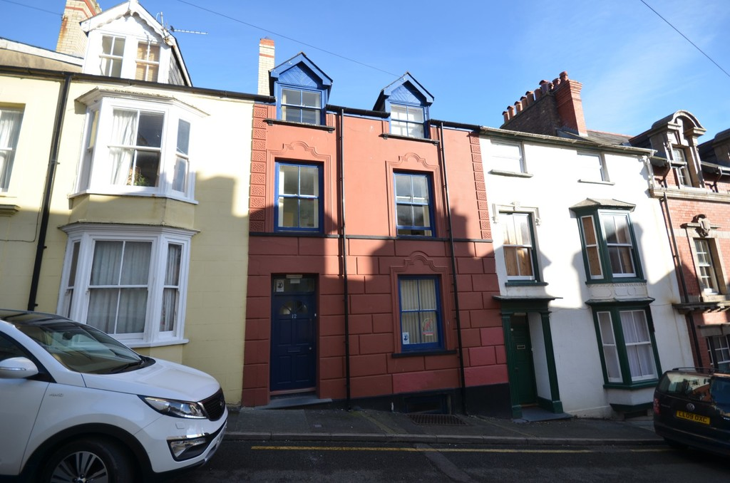 Custom House Street, Aberystwyth